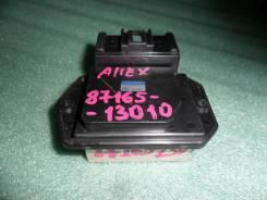 Реостат печки Toyota Allex/Runx, ZZE122, 1ZZFE. 87165-13010