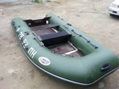 Лодка Leader 360
