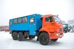КамАЗ 43118 Сайгак. Вахтовый автобус Камаз, 22 места