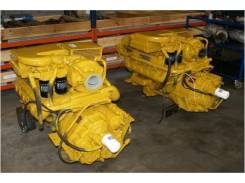 Двигатель судовой Caterpillar 3208T