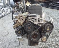 Двигатель в сборе. Daihatsu Charade, G203S HEEG