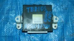 Блок управления двс. Daihatsu Terios Kid, 111G, J111G EFDEM, EFDET
