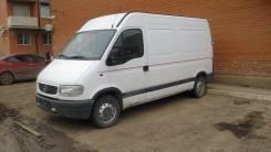 Opel Movano, 2002