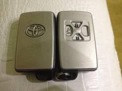Смарт ключ, чип ключ Toyota  Альфард, Исис, Ноах, Вокси, Вилфайер и др