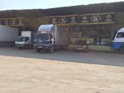 Фургон 10т 55куб. м. Хабаровск-Николаевск-на-Амуре