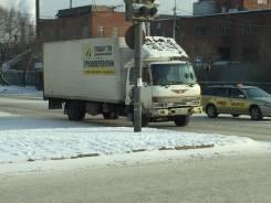 Фургон 10-12т / 55-60куб. м. Хабаровск-Комсомольск-на-Амуре