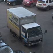 Фургон 5т 30куб. м. Хабаровск-Комсомольск-на-Амуре