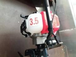 Globalmarine. 3,50л.с., 2-тактный, бензиновый, нога S (381 мм), 2018 год