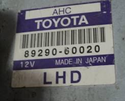 Блок управления подвеской. Toyota Land Cruiser, HDJ100, UZJ100, HDJ100L, UZJ100L, UZJ100W Lexus LX470, UZJ100 1HDFTE, 1HDT, 2UZFE