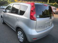 Стекло собачника Nissan Note E11, HR15DE. Chita CAR
