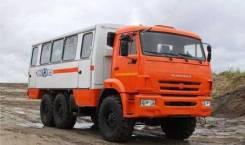 НЕФАЗ 4208-431 Вахтовый автобус, 2017