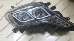 Фары Land Cruiser Prado 150 Прадо 2013- Тюнинг Ангельские глазки
