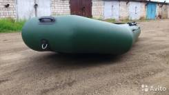 "Продам лодку ПВХ ""Гелиос 31МК"""