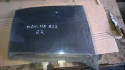 Стекло двери заднее правое Nissan Maxima A32 VQ30DE 1994-2000