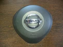 Подушка безопасности на руль на Nissan