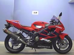 Honda CBR 600F4, 2001