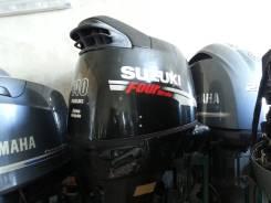 Suzuki. 140,00л.с., 4-тактный, бензиновый, нога X (635 мм), 2005 год
