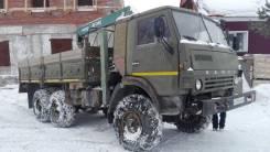 Услуги КамАЗ 5410 с КМУ
