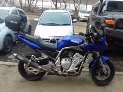Yamaha FZ 1, 2002