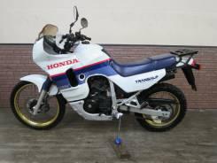 Honda Transalp 600, 1989