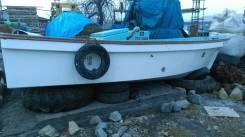 Шлюпка-разъездная, рыболовная 5,1 метра, дизельная.