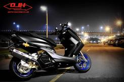 Yamaha S-Max, 2019