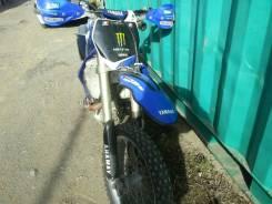 Yamaha YZ 450F, 2008