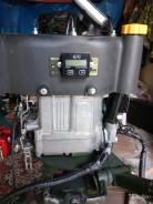 Мотор лодочный гибрид Чемпион 340VK и Ветерок 8 м