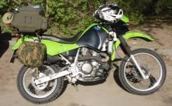 Kawasaki KLR 650, 2002