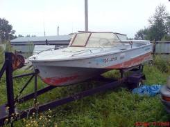 Лодка Амур с Минусинским водомётом