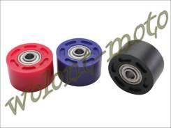 Ролик цепи DRC Черный (36.4mm) D47-41-641
