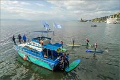 Продам пассажирский катер для туризма
