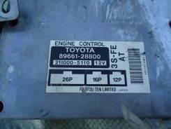 Компьютер. Toyota LITE ACE. SR40. 3S-FE.1998г