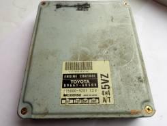Б/У блок управления ДВС 5VZFE / AT / 4x4 8966160500, 1750009251