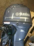 Yamaha. 50,00л.с., 4-тактный, бензиновый, нога L (508 мм), 2016 год