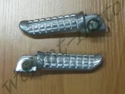 Подножки передние Kawasaki ZXR250/400 серый