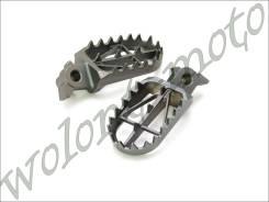 Подножки DRC RMZ250/450'10-,RMX450Z'10- Темно серый D48-02-520