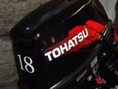 Новый подвесной лодочный мотор Tohatsu 18