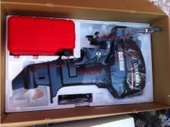 Новый подвесной лодочный мотор Yamaha 9.9