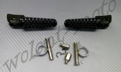 Подножки передние Honda CBR600/CBR1000 черный