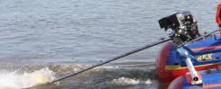 Тайский болотоход Longtail EASY K.1 (8-15 л. с. ), вал из двух частей