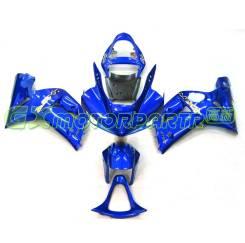 Комплект пластика Kawasaki ZX-6R 03-04