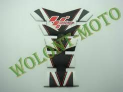Наклейка на бак Motogp Черный Китай