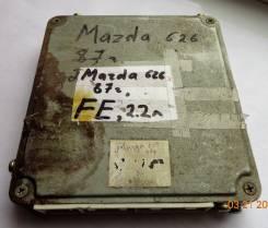 Б/У блок управления ДВС Mazda 626 F2 GD MT F2G218881A, 0797003161
