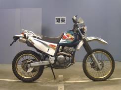 Yamaha TT-R 250 Raid, 2007