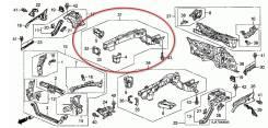 Лонжерон передний правый для Honda Legend KB1