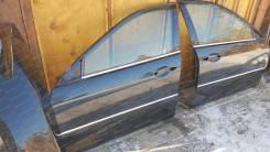 Дверь передняя левая черная для Honda Legend KB1