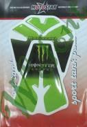 Наклейка на бак Kawasaki Зеленый Китай