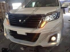 Обвес WALD Toyota land cruiser Prado 150 ( бампер, решетка, ДХО)