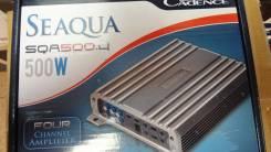 4-канальный усилитель Cadence SQA500.4 морской серии